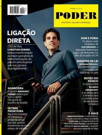 Revista Poder - Edição 148 - 09/2021